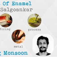 The Art of Enamel by Meghan Salgaonkar