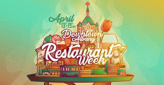 Downtown Albany Restaurant Week