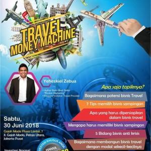 Travel Money Machine