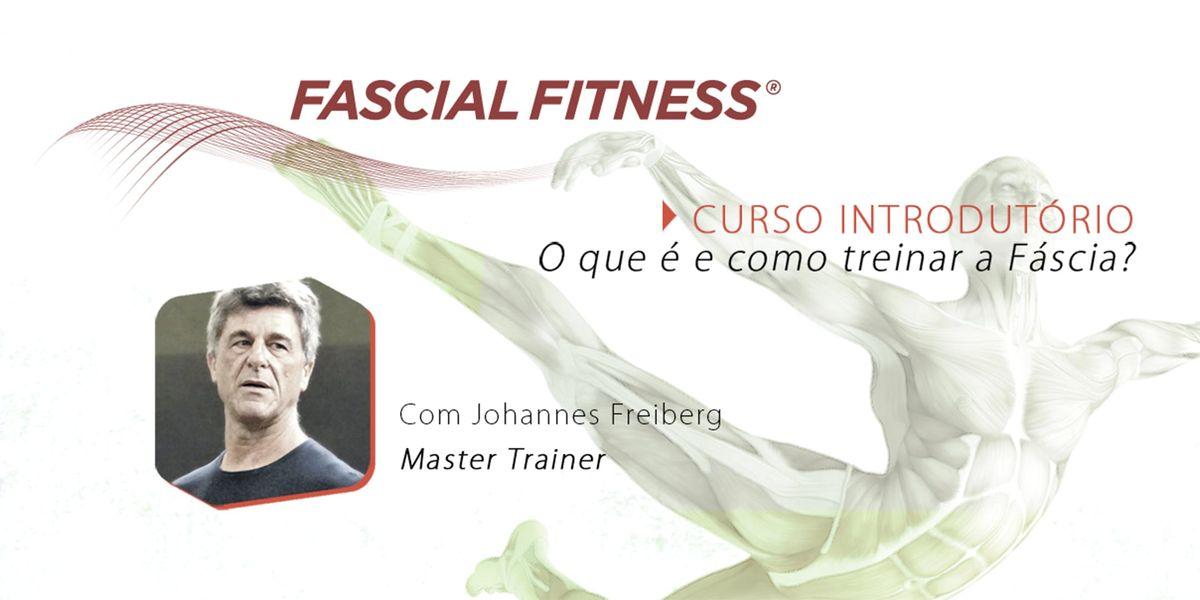 Curso Introdutrio Fascial Fitness Brasilia (DF)