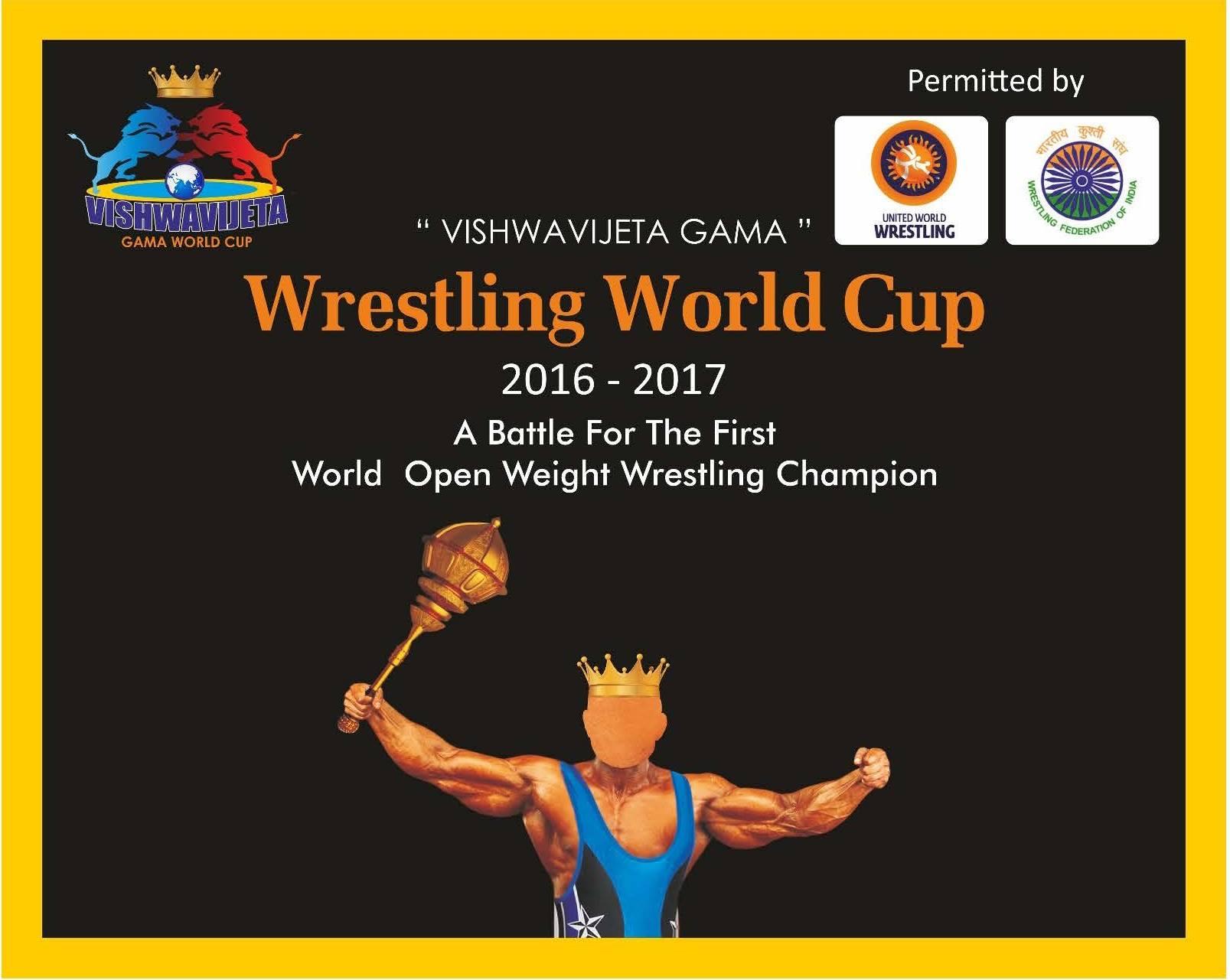 Vishwavijeta Gama Wrestling World Cup
