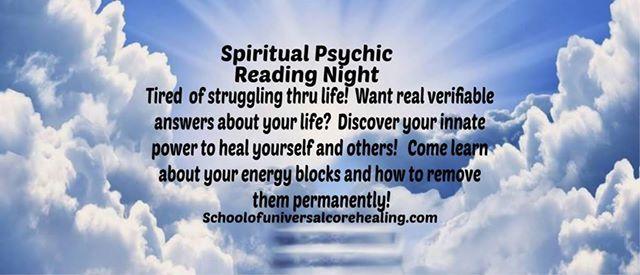 Spiritual Energy Healing and Revealing with Tony The Healing