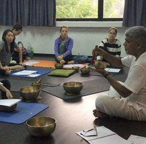 Sound Healing (Naad Yoga Series) workshop