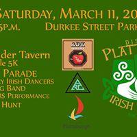 Discover PlattsburghADK Hard Cider Irish Festival