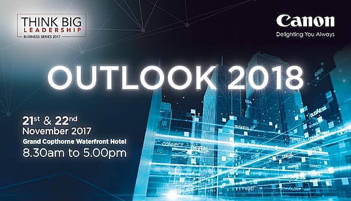 Think Big Leadership Business Series 2017 Outlook 2018