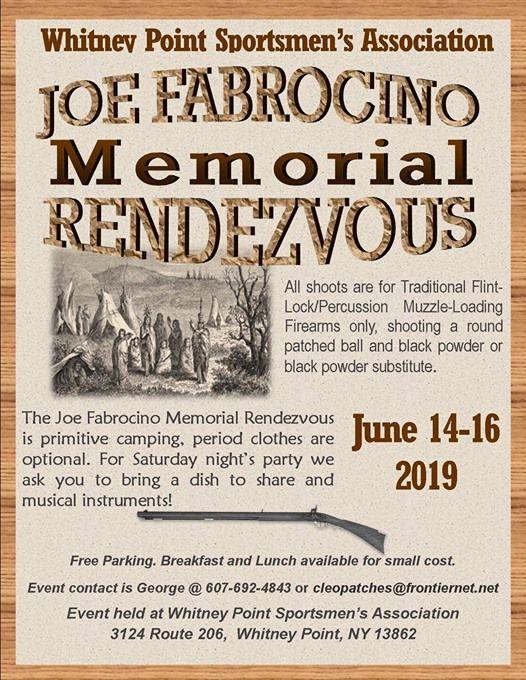 Joe Fabrocino Memorial Rendezvous
