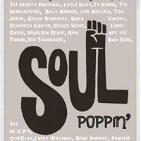 Soul Poppin at Mothers Ruin Free Entry