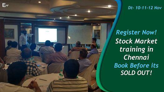 Stock Market Training for Beginners in Chennai