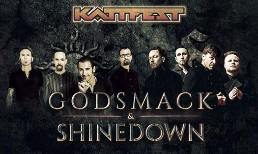 Godsmack shinedown at the official zoo amphitheatre oklahoma city godsmack shinedown m4hsunfo