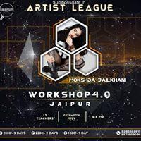 Dance Plus Season 2 Mokshda Jailkhani Dance Workshop Jaipur