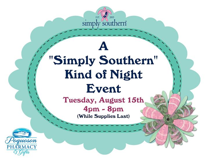 A Simply Southern Kind of Night Event