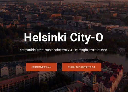Helsinki City-O 7.4.2019