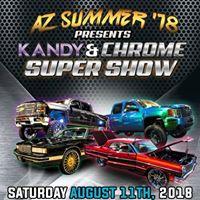 Az Summer '18 Custom Car,truck And Bike Super Show