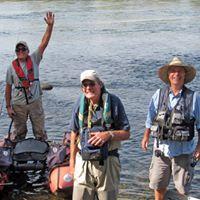 Lower Sacramento River Outing