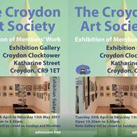 The Croydon Art Society Exhibition