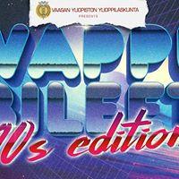 VYYn Wappubileet  VYY Wappy Party