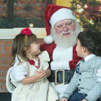 Santa Mini Session