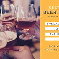 Cultivate Beer Launch