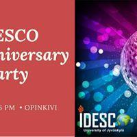 Idesco 5th Anniversary Party