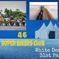 White Desert kutch - 31st Party Ride