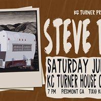 Steve Poltz (Piedmont CA House Concert)