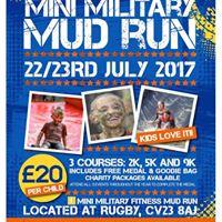 Mini Military Mud Run