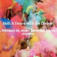 Holi Retreat A Dance with the Divine