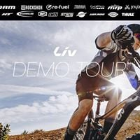 Liv Womens Demo at Funsport Bikes