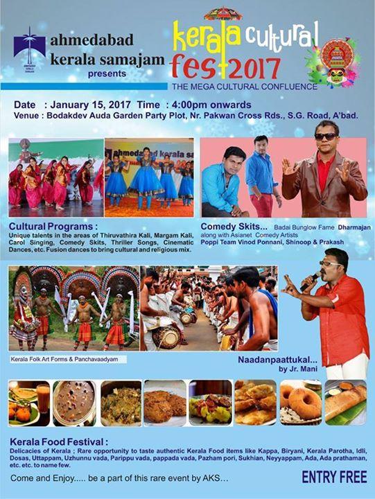 Kerala Cultural Festival 2017