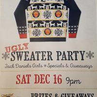 Ricky Js Ugly Sweater Party