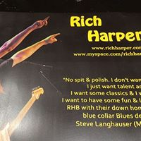 Rich Harpersupport p Gamle Total