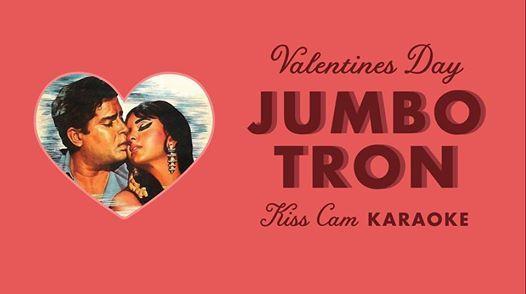 Valentines Day Kiss Cam Karaoke