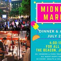 Midnight Market Dinner &amp A Movie