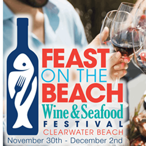 Feast on the Beach Wine &amp Seafood Festival