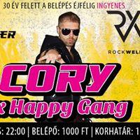 Cory - ex Happy Gang  Rockwell Klub  10.21.