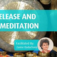 Anger Release and Gonging Meditation with Zarine