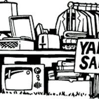 Spring Yard Sale and Car Wash