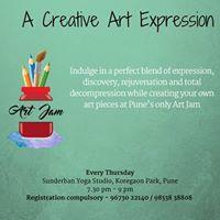 Art Jam - A Creative Art Expression