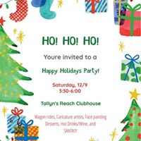 Tallyns Reach Holiday Party