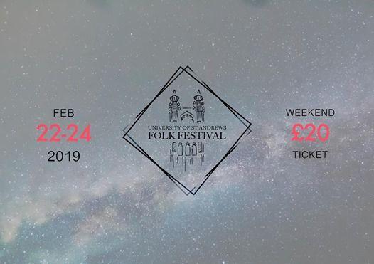 University of St Andrews Folk Festival 2019