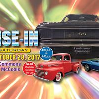 Landstown Commons Weekly Cruise-In