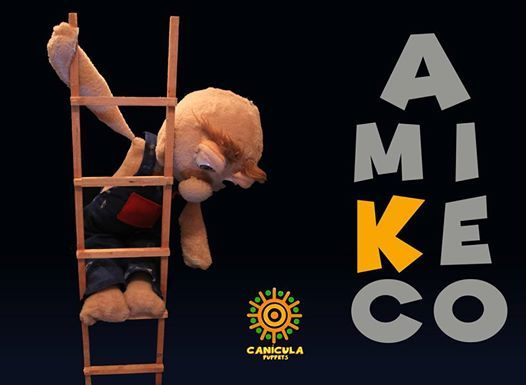 Amikeco Puppet show in Nicosia