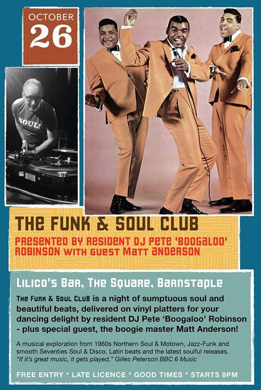 The Funk & Soul Club