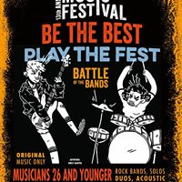 Be the Best Play the Fest Battle of the Bands Semi-Finals