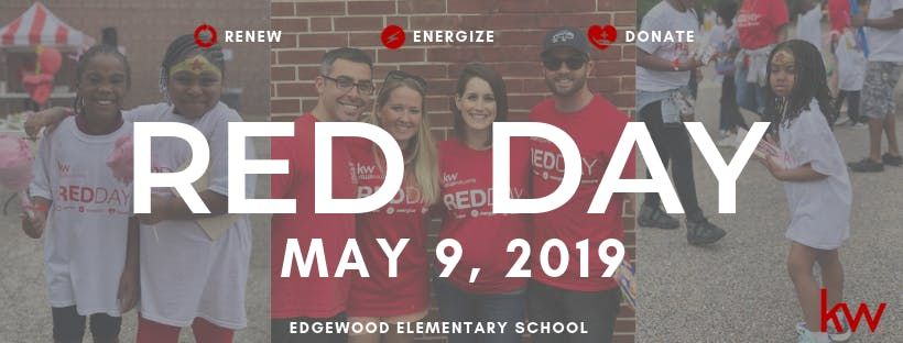 RED DAY 2019- Volunteer with Us