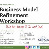 KBA Africa Business Model Refinement Workshop