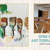 Open Studio Art Therapy Group with Carol Hammal