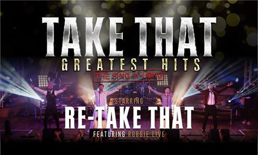 Take That Greatest Hits - The Singalong