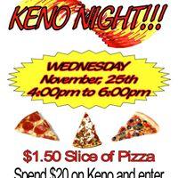 KENO NIGHT