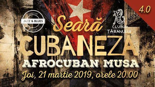 Sold out Sear Cubanez  Sear Exploziv 4.0